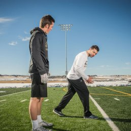 Private Wide Receiver Training
