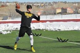 Ryan Hommel - Quarterback- Jenkins Elite