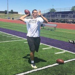 Luis Perez - Quarterback - Jenkins Elite