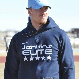 Austin Apodaca - on Field with Jenkins Elite