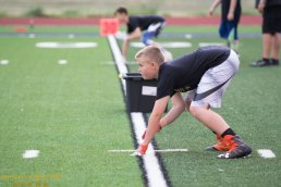 offensive and defensive line academy