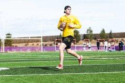 Arvada Quarterback Training