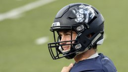Isaac Harker Signs with the Saskatchewan Roughriders