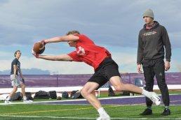Wide Receiver training in Northern Colorado